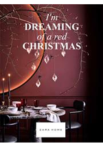 Prospectus ZARA HOME : Im Dreaming of a red Christmas