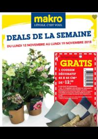 Prospectus Makro MACHELEN : Les deals de la semaine