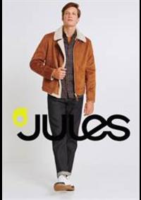 Prospectus Jules MULHOUSE : Manteaux Homme