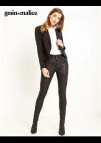 Prospectus Grain de Malice Montbéliard : Jeans Femme