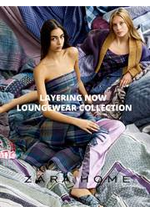 Promos et remises  : Layering now loungewear collection