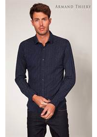 Prospectus Armand Thiery EPINAL : Collection Homme