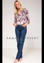 Prospectus Armand Thiery Femme : Tendances Pantalons