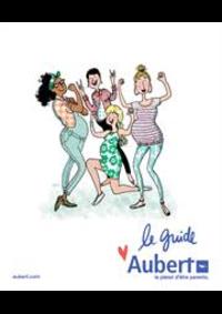 Prospectus Aubert VELIZY VILLACOUBLAY : Le guide Aubert