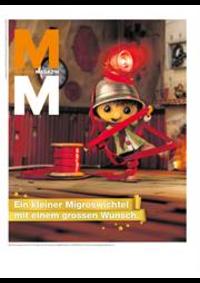 Prospectus E.Leclerc VITRY SUR SEINE : Migros Magazin 47