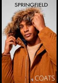 Prospectus Springfield SERRIS MARNE LA VALLEE : Springfield Coat Men