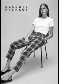 Prospectus Claudie Pierlot PARIS 29 Juillet : Pantalons & Jeans Femme