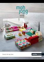 Promos et remises  : Mah Jong Sofa: an icon