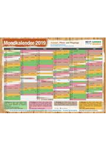Prospectus Do it + Garden : Mondkalender 2019