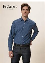 Prospectus Alain Figaret : Chemises Casual Homme