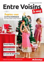 Prospectus Mr Bricolage : Entre Voisins le mag
