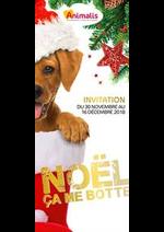 Prospectus Animalis : Noël ça me botte