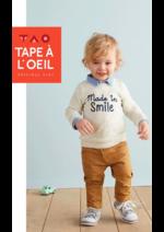 Catalogues et collections Tape à l'oeil : Baby