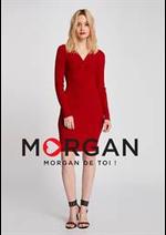 Prospectus morgan : Veste Femme
