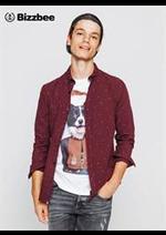 Prospectus Bizzbee : Chemises Homme