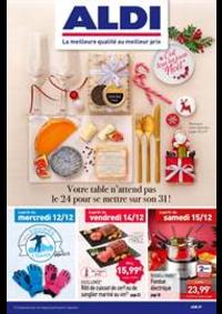 Prospectus Aldi St-Pol-sur-Ternoise : C'est tous les jours Noël