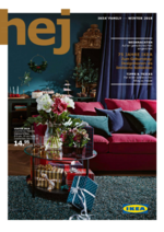 Catalogues et collections IKEA : Ikea Family Winter 2018