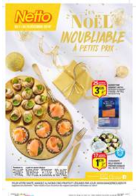 Prospectus Netto Mennecy : Un Noël inoubliable