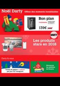 Prospectus DARTY CARRE SENART : Noël Darty