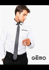 Prospectus Gemo GENNEVILLIERS : Tenues de Fêtes / Homme