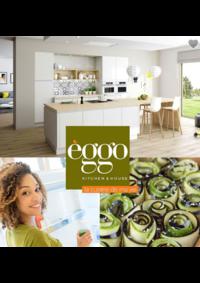 Prospectus Eggo Auderghem : La cuisine de ma vie