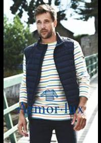 Prospectus Armor Lux PARIS : Polaires Homme