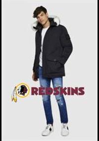 Prospectus Redskins Aulnay-sous-Bois : Nouveautés Homme