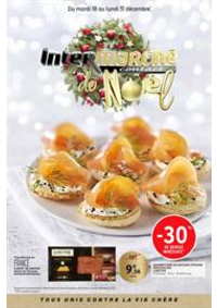 Prospectus Intermarché Contact CORRE : INTERMARCHE DE NOEL