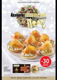 Prospectus Intermarché Super Aubevoye : INTERMARCHE DE NOEL