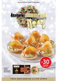 Prospectus Intermarché Super Bondy : INTERMARCHE DE NOEL