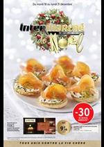 Prospectus Intermarché Super : INTERMARCHE DE NOEL