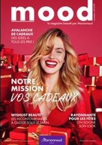 Prospectus Marionnaud PARIS 180 RUE DU TEMPLE : Notre Mission: vos Cadeaux