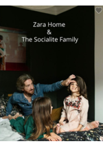 Catalogues et collections ZARA HOME : The socialite family