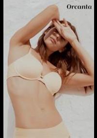 Prospectus Orcanta Thiais : Lingerie femme