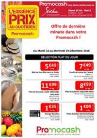 Prospectus Promocash Antony : Exigence prix semaine 51 Dernière minute !
