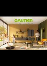 Prospectus Gautier : Collection 2019
