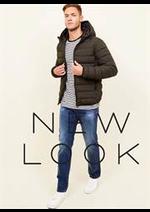 Prospectus New look : Vestes & Manteaux Homme