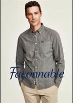 Prospectus Façonnable : Mode Homme