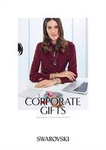 Prospectus Swarovski : Corporate gifts
