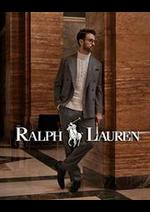 Promos et remises  : Ralph Lauren Lookbook