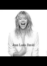 Prospectus Jean Louis David : Tendances Femme