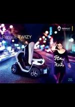 Promos et remises  : Renault Twizy