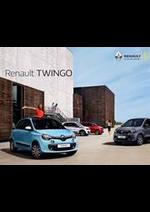 Prospectus  : Renault Twingo