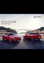 Prospectus Renault : Renault Clio