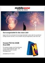 Prospectus Mobilezone : Gut ausgestattet in das neue Jahr