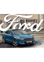 Promos et remises  : Ford Mondeo