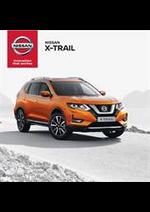 Promos et remises  : Nissan X-Trail