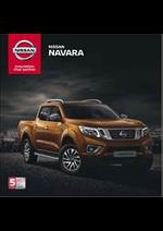 Promos et remises  : Nissan Navarra