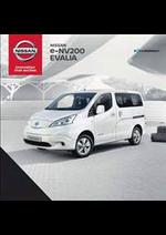 Prospectus Nissan : Nissan e-NV200-EVALIA