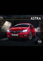Prospectus opel : Opel Astra